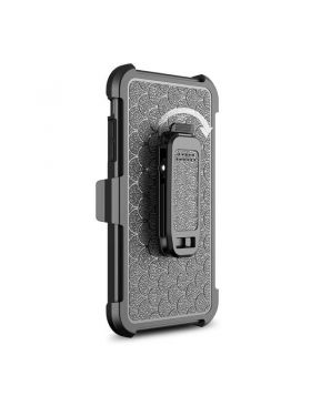 Rugged Armor Shockproof Case For iPhone