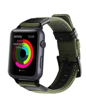 Casual Style Apple Watch Nylon Bands Series 5 4 3 2 1