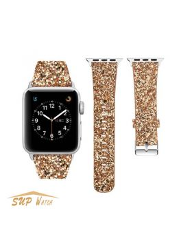 Christmas Shiny Bling Watch Bands For Apple Watch Series 5/4/3/2/1