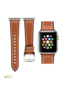 Classic Design Apple Watch Leather Bands 38mm 42mm 40mm 44mm
