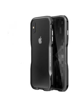 Cool 360 Protective Metal Bumper Case For iPhone