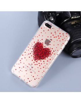 Cute Soft TPU iPhone Case - Heart