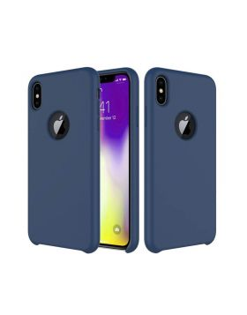 iPhone Xs Max & Xs & X & XR Liquid Silicone Protective Case