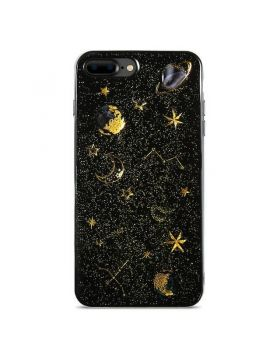 Glitter Stars Soft Silicon TPU iPhone Case