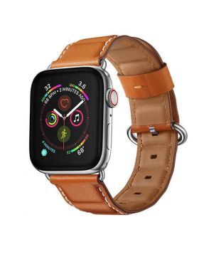Sectional Design Apple Watch Leather Bands Series 5 4 3 2 1