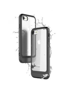 Shockproof Clear Case For iPhone X & iPhone 8 Plus/7 Plus & iPhone 8/7