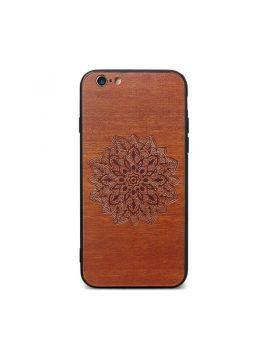 Soft TPU Acrylic Laser Embossed iPhone Case