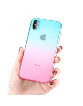 Ultra Thin Clear Case For iPhone X & iPhone 8 Plus & iPhone 8