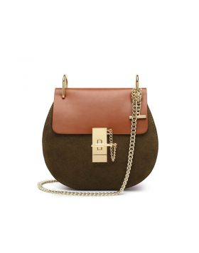 Women Cute Style Genuine Leather Crossbody Bag
