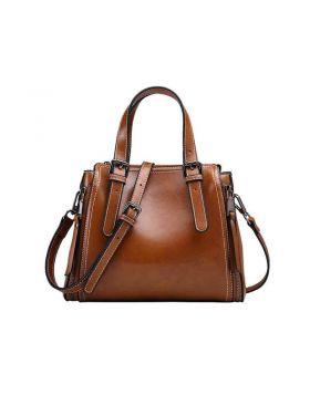 Women Genuine Leather Fashion Crossbody Bag