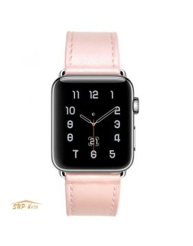 Women Genuine Leather Bands For Apple Watch Band 38mm 42mm 40mm 44mm